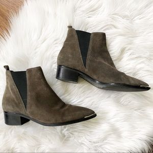 Marc Fisher LTD Yale Chelsea Ankle Boots